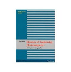 Elements of Engineering Electromagnetics, 6/e (IE-Paperback)-cover
