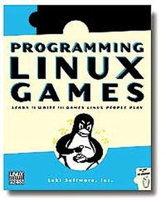 Programming Linux Games-cover