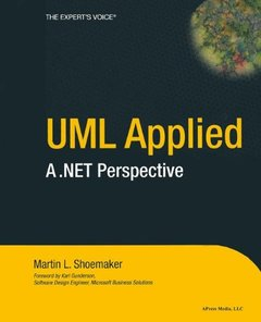 UML Applied: A .NET Perspective-cover