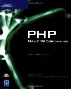 PHP Game Programming-cover