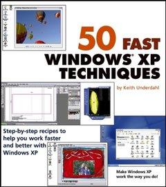 50 Fast Windows XP Techniques-cover