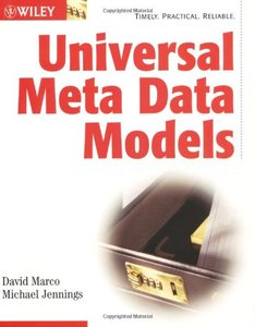 Universal Meta Data Models-cover