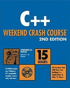 C++ Weekend Crash Course, 2/e