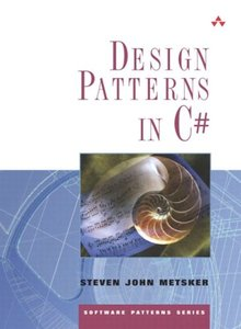 Design Patterns in C# (Hardcover)-cover