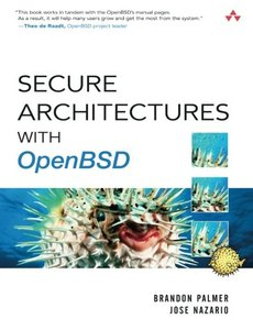 Secure Architectures with OpenBSD-cover