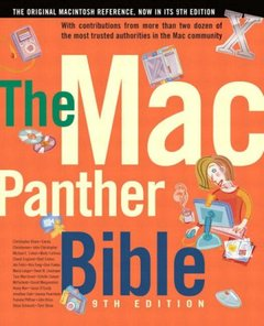 The Mac Panther Bible, 9/e-cover