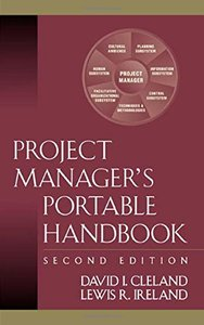 Project Manager's Portable Handbook, 2/e-cover