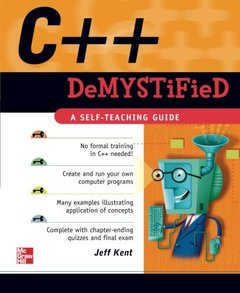 C++ Demystified (Paperback)-cover