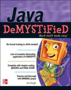 Java Demystified-cover
