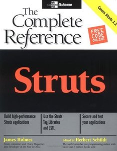 Struts: The Complete Reference-cover