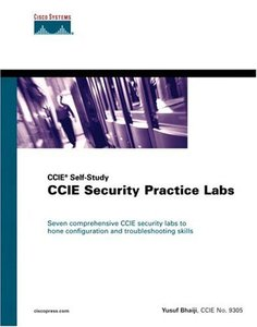 CCIE Security Practice Labs (CCIE Self-Study)-cover