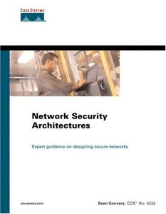 Network Security Architectures (Hardcover)-cover