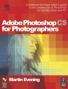 Adobe Photoshop CS for Photographers (Paperback)-cover