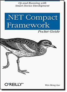 .NET Compact Framework Pocket Guide-cover