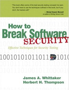 How to Break Software Security-cover