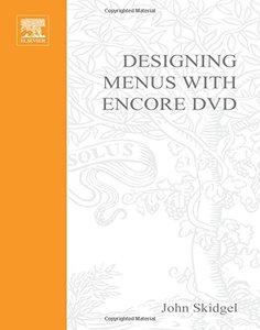 Designing Menus with Encore DVD-cover
