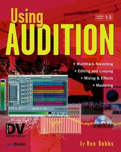 Using Audition-cover