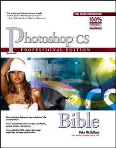 Photoshop CS Bible(Hardcover)professional-cover