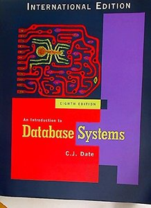 An Introduction to Database Systems, 8/e (平裝)-cover