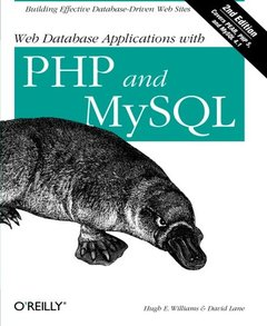 Web Database Applications with PHP & MySQL, 2/e-cover