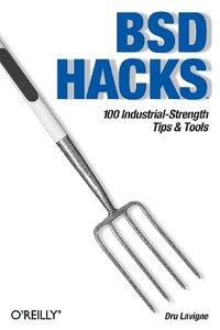 BSD Hacks-cover