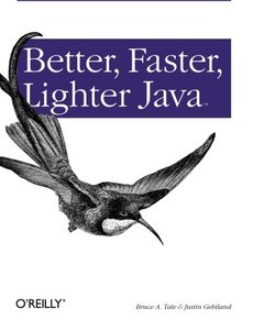 Better, Faster, Lighter Java-cover
