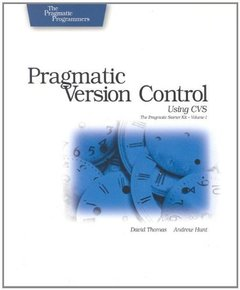 Pragmatic Version Control using CVS-cover