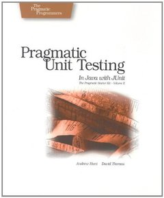Pragmatic Unit Testing in Java with JUnit (Paperback)-cover