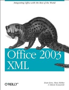 Office 2003 XML-cover
