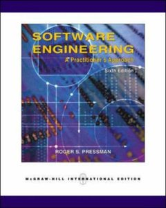 Software Engineering: A Practitioner's Approach, 6/e-cover