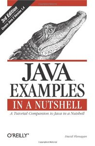 Java Examples in a Nutshell, 3/e-cover
