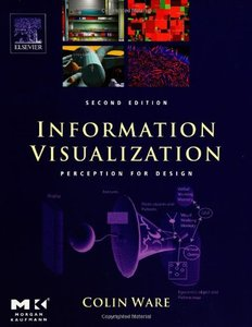 Information Visualization: Perception for Design, 2/e-cover