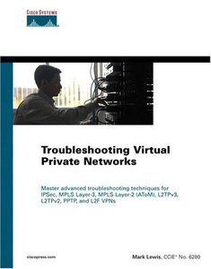 Troubleshooting Virtual Private Networks-cover