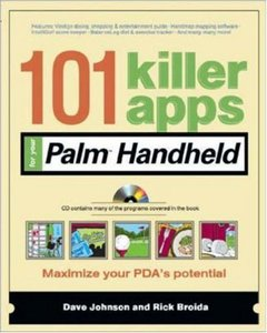 101 Killer Apps for Your Palm Handheld (Paperback)-cover