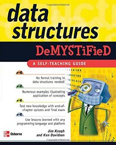 Data Structures Demystified (Paperback)-cover
