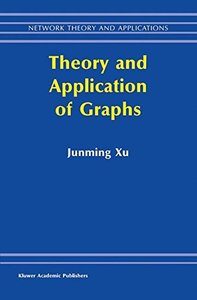 Theory and Application of Graphs (Hardcover)-cover
