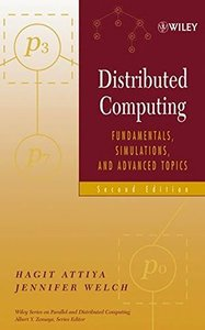 Distributed Computing: Fundamentals, Simulations, and Advanced Topics-cover