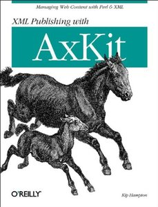 XML Publishing with AxKit-cover
