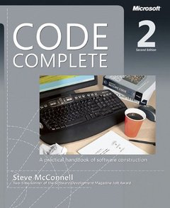 Code Complete: A Practical Handbook of Software Construction, 2/e (Paperback)-cover