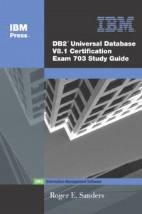 DB2 UDB V8.1 Certification Exam 703 Study Guide-cover