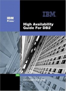High Availability Guide to DB2-cover