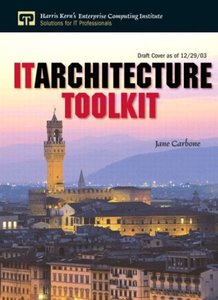 It Architecture Toolkit-cover