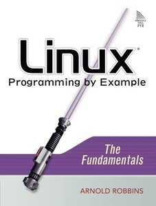 Linux Programming by Example-cover
