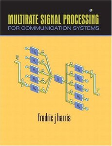 Multirate Signal Processing for Communication Systems (Hardcover)-cover