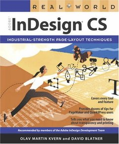 Real World Adobe Indesign CS, 2/e (Paperback)-cover