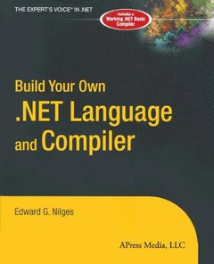 Build Your Own .Net Language and Compiler-cover