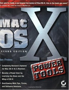 Mac OS X Power Tools, 2/e (Paperback)-cover