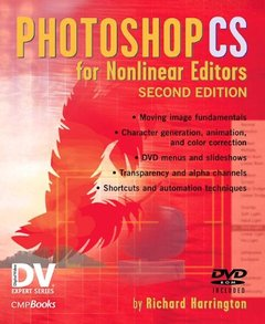 Photoshop Cs for Nonlinear Editors, 2/e-cover