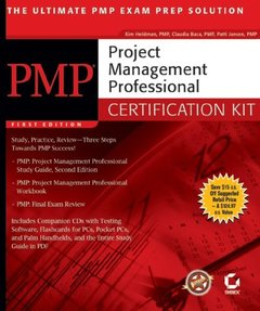 PMP: Project Management Professional Certification Kit-cover