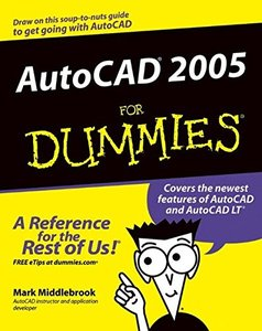 AutoCAD 2005 For Dummies (Paperback)-cover